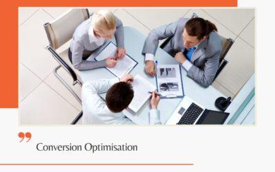 Conversion Optimisation